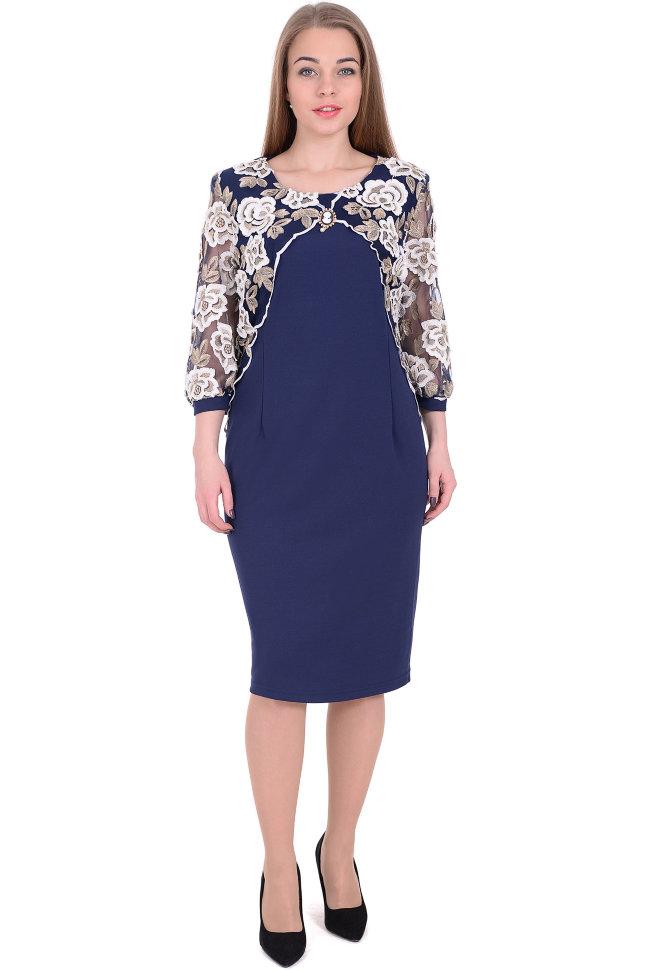 Платье Alenka Plus 14106-4