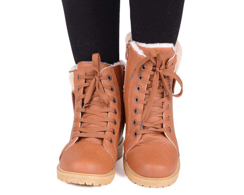 Ботинки M/N BED04-1