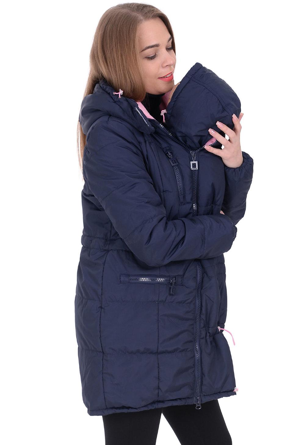 Слинговставка в куртку для беременных 49