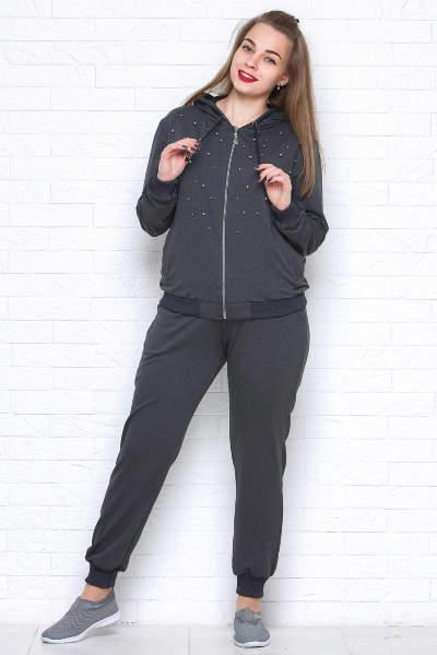 15067a163bb Спортивные костюмы больших размеров купить в Киеве - компания ...