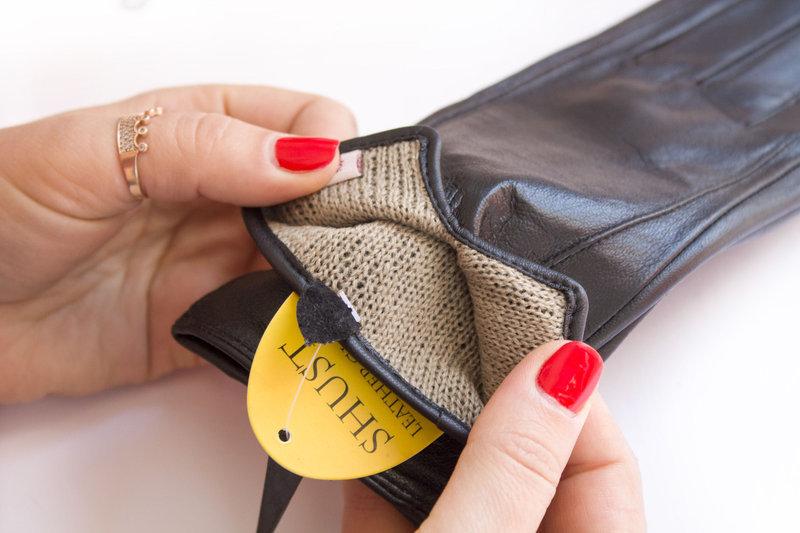 Перчатки женские Shust 16001