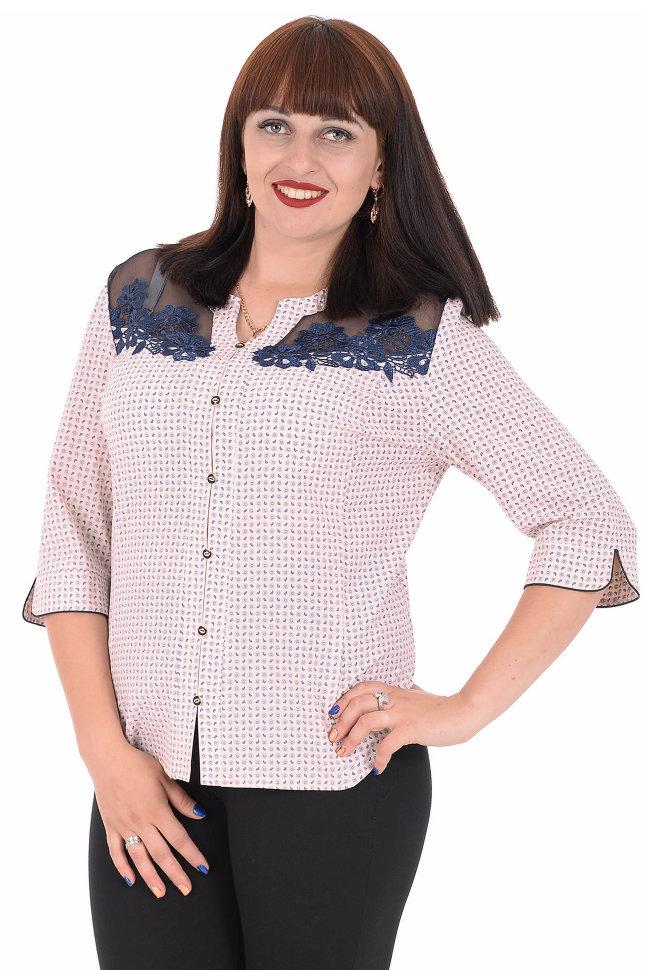Блуза Alenka Plus 1536-15