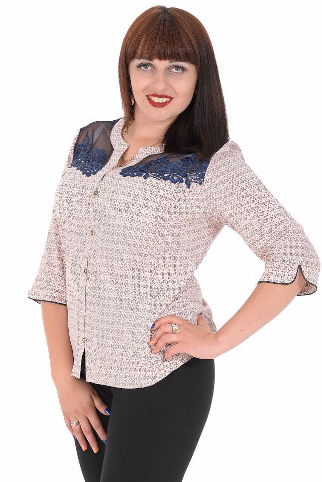 Блуза Alenka Plus 1536-16