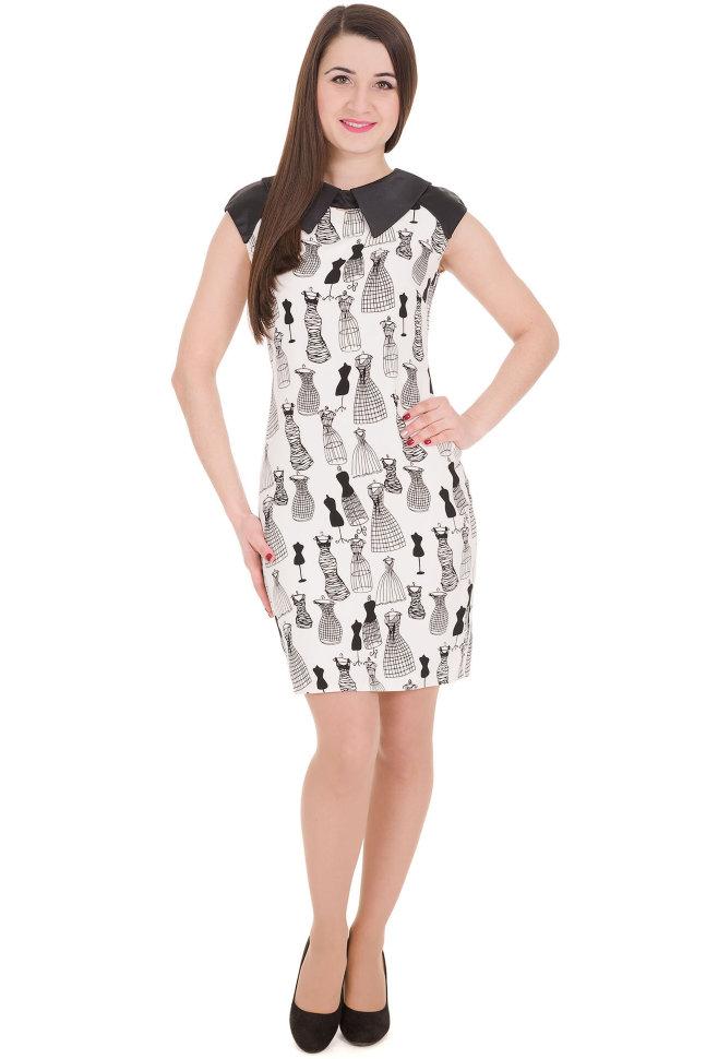 Платье Pshenichnaya 8182
