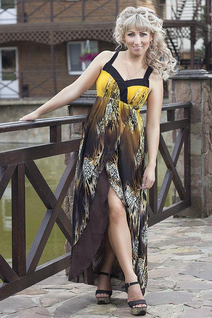 Платье Alenka Plus Афродита