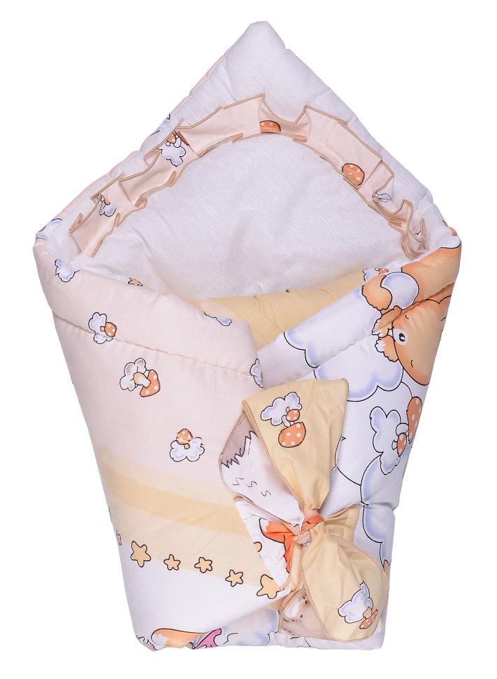 Конверт для новорожденных Мишка