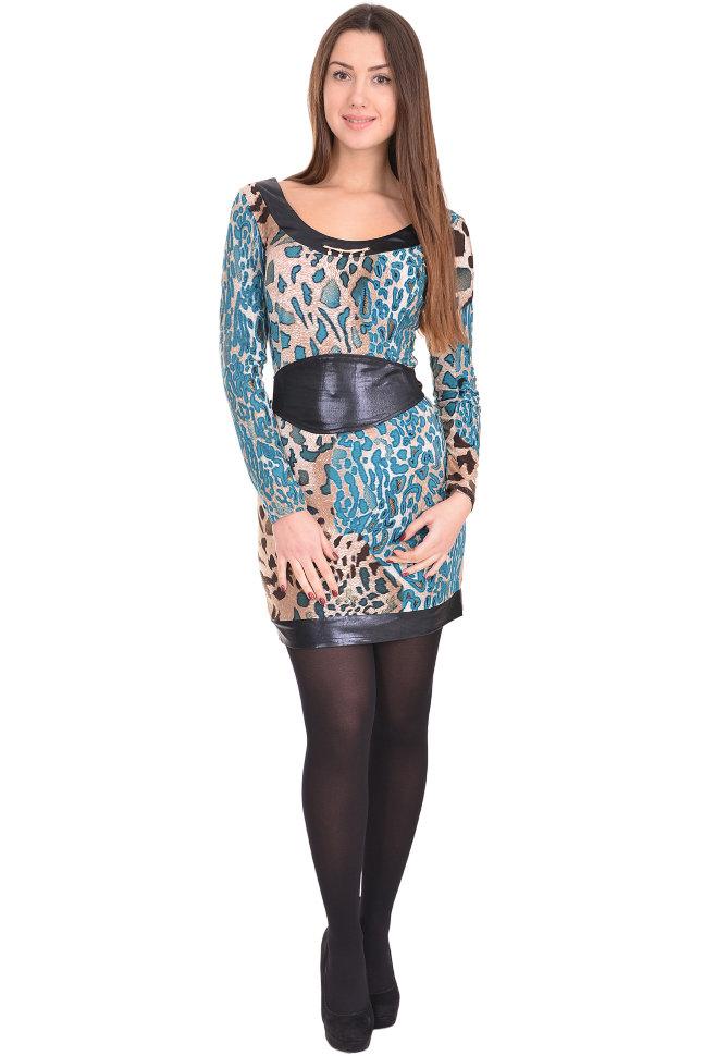 Платье Alenka Plus Лео