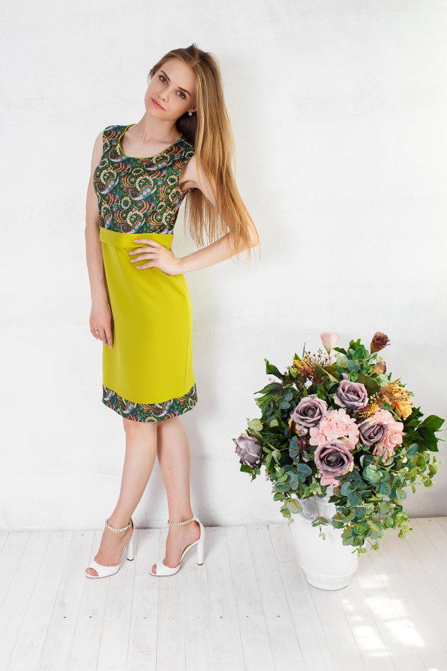 Платье Kari 3083