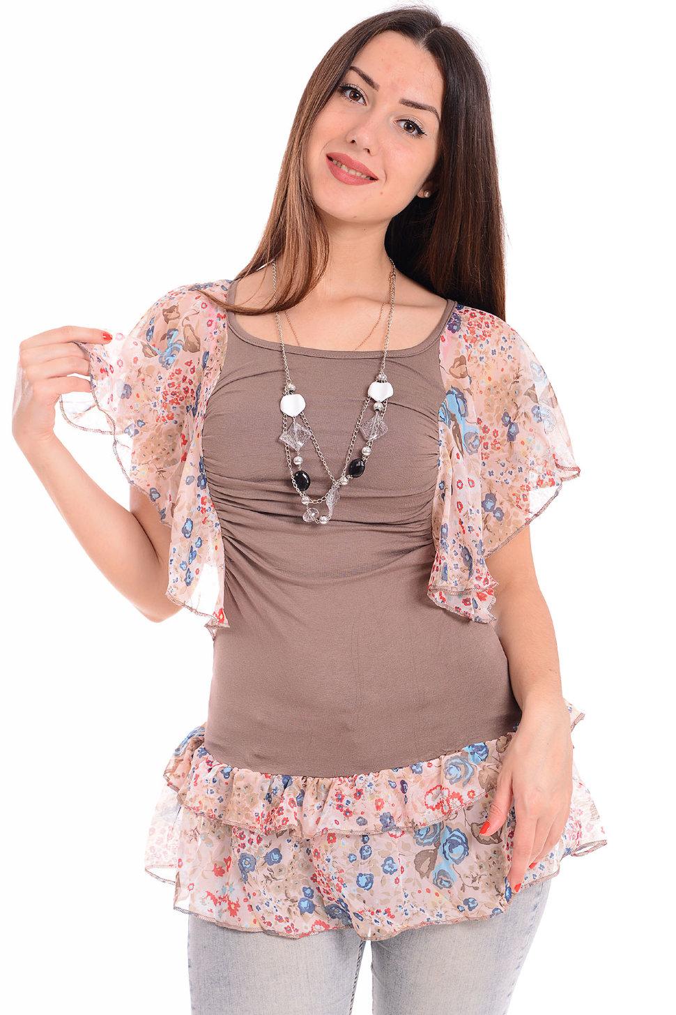 Модные Туники Для Женщин Доставка