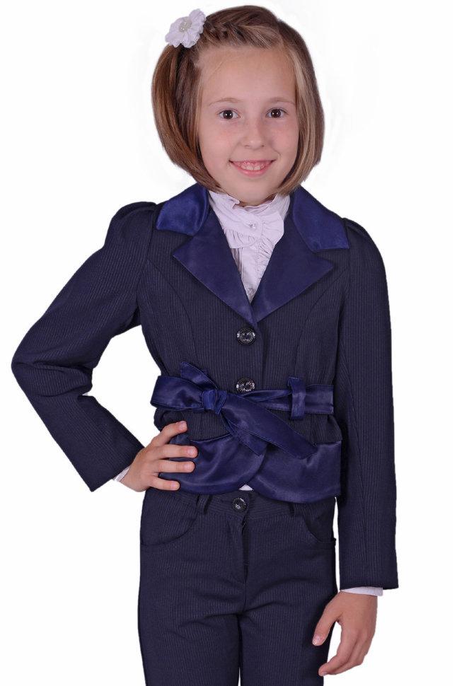 Школьный пиджак Carina Exclusive 2507-1