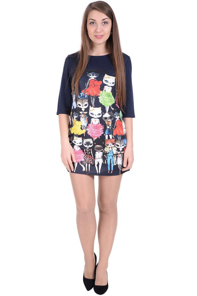 Платье Mizz 5142-1