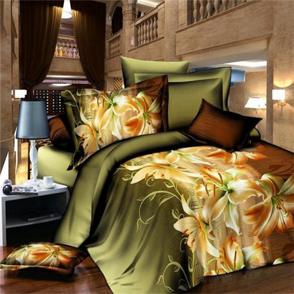 Комплект постельного белья Pol 481832134