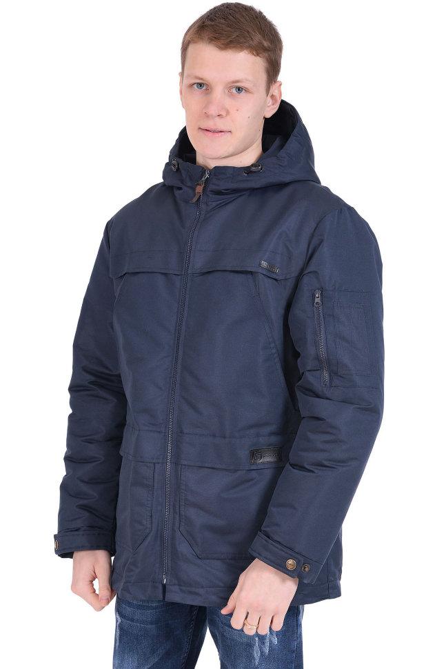 Куртка-парка мужская Graft 164-3