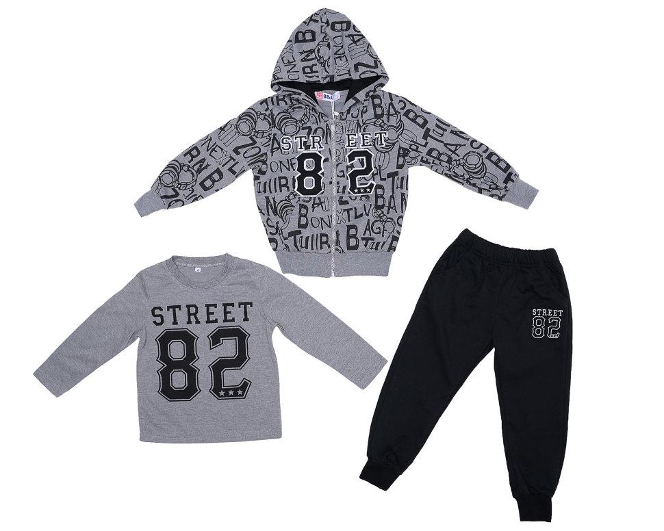 Спортивный костюм  B&Q Kids-5017