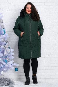 f16b83e7180d Куртки, пальто женские больших размеров купить в Киеве - компания ...