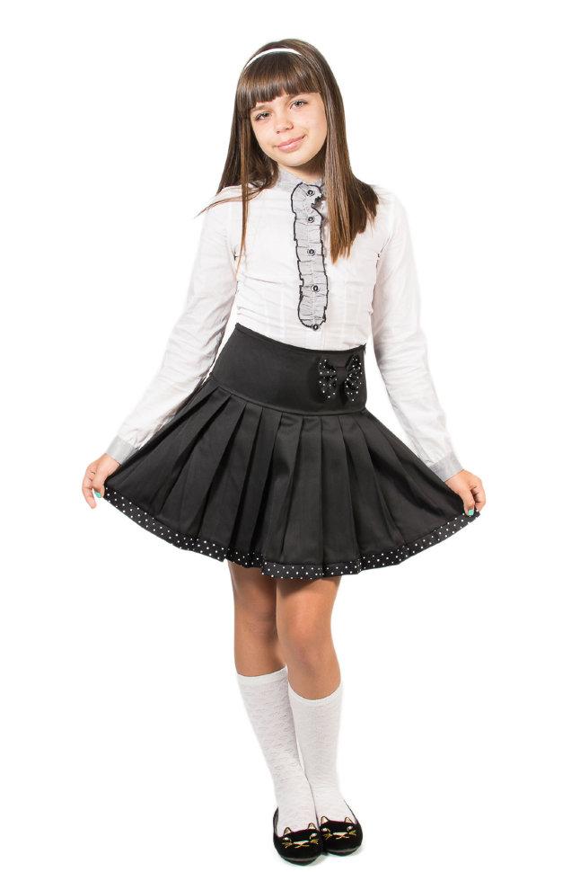 Школьная юбка Carina Exclusive 2541-1