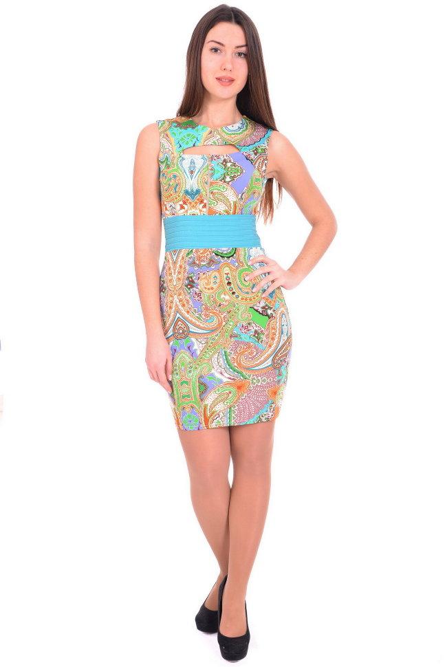 Платье Pshenichnaya 8058