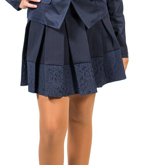 Школьная юбка Carina Exclusive 2536-1