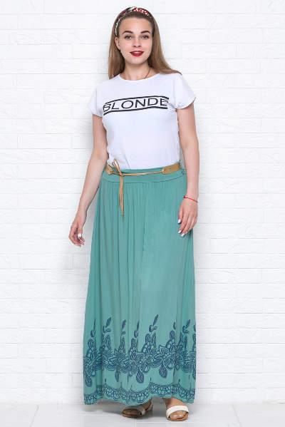 ba0abf6ea3bcec0 Юбки женские больших размеров купить в Киеве - компания AlenkaPlus.