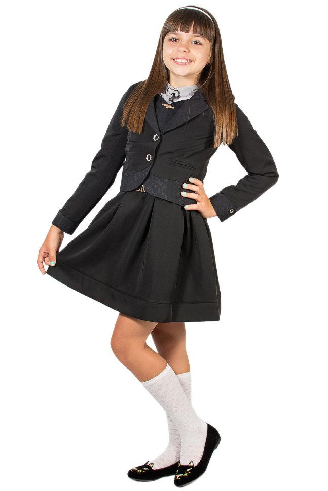 Школьный пиджак Carina Exclusive 2538