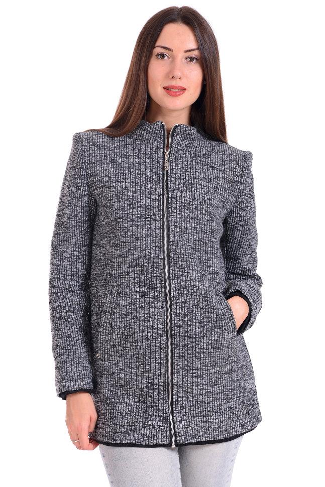 Пальто букле Classic 0029