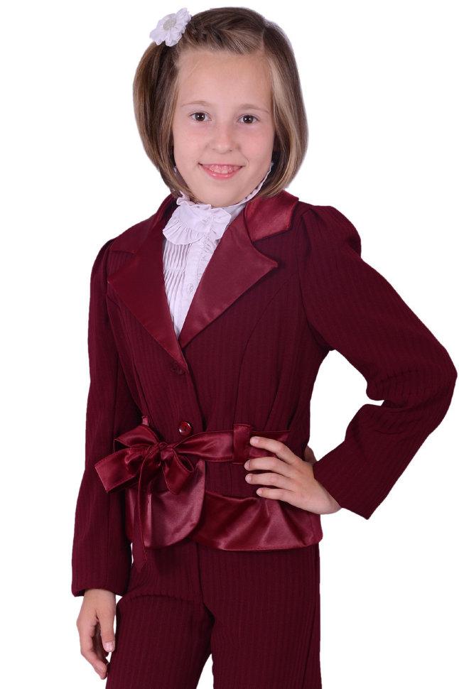 Школьный пиджак Carina Exclusive 2507