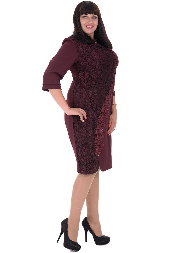 Платье Alenka Plus 14127 В-7