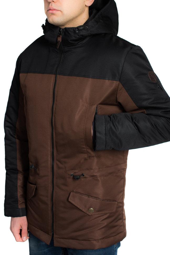 Куртка-парка мужская Graft 161-1
