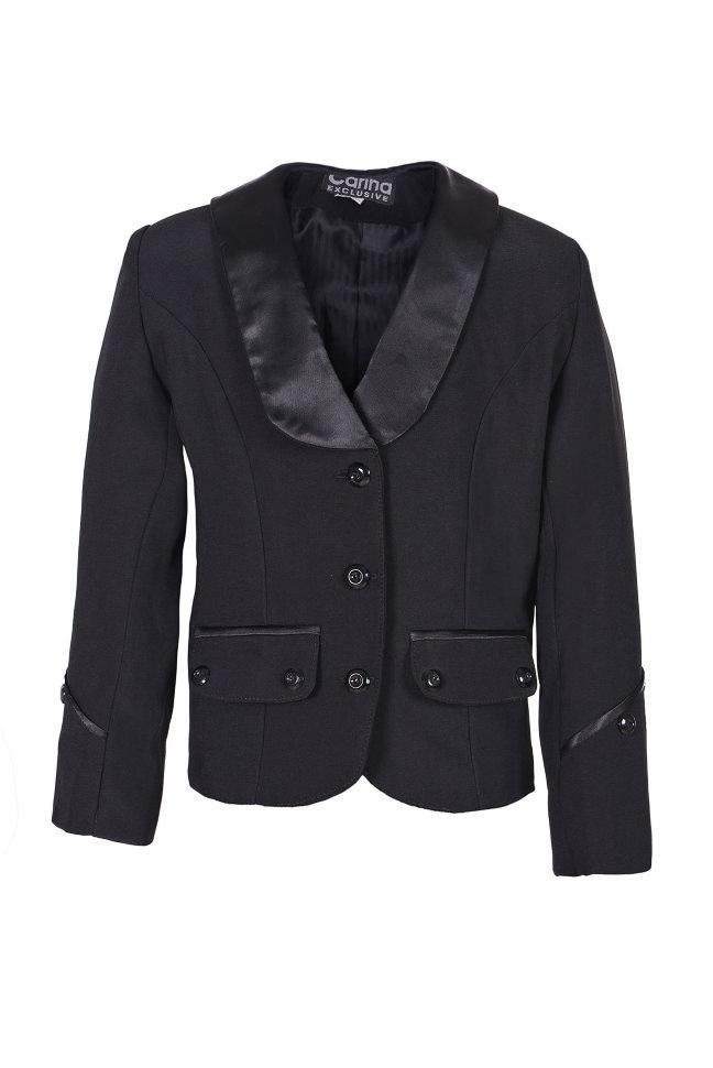 Школьный пиджак Carina Exclusive 2506-4