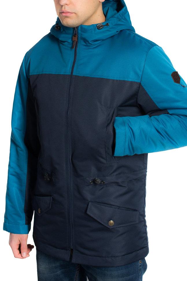 Куртка-парка мужская Graft 161-2