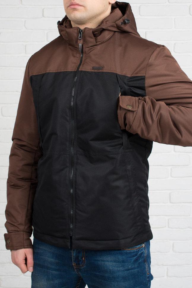 Куртка-парка мужская Graft 166-1