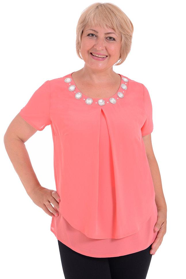Блуза Alenka Plus 1532-1