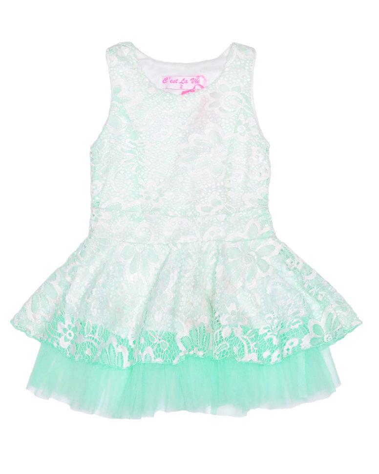 Платье детское Cest Lavie 10027-2