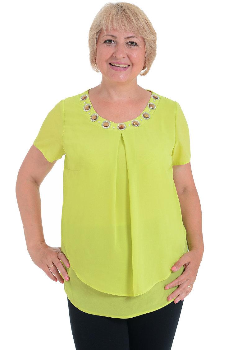 897a1f8b569 Купить Блуза Alenka Plus 1532-3