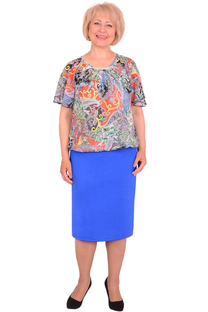Купить Женскую Одежду Больших Размеров С Доставкой